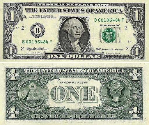 USA dolar sukly